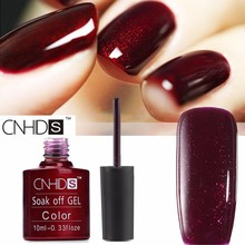 Novel  Lulaa 1PC Nail Polish Polish UV & LED Flashing Color 132 Color 10ML Long-lasting Soak Clear Paint