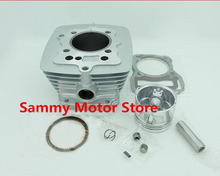 ZJ125 CG125 Upgrade Modified To ZJ150 CG150 62MM Motorcycle Cylinder Kits With Piston And 15MM Pin