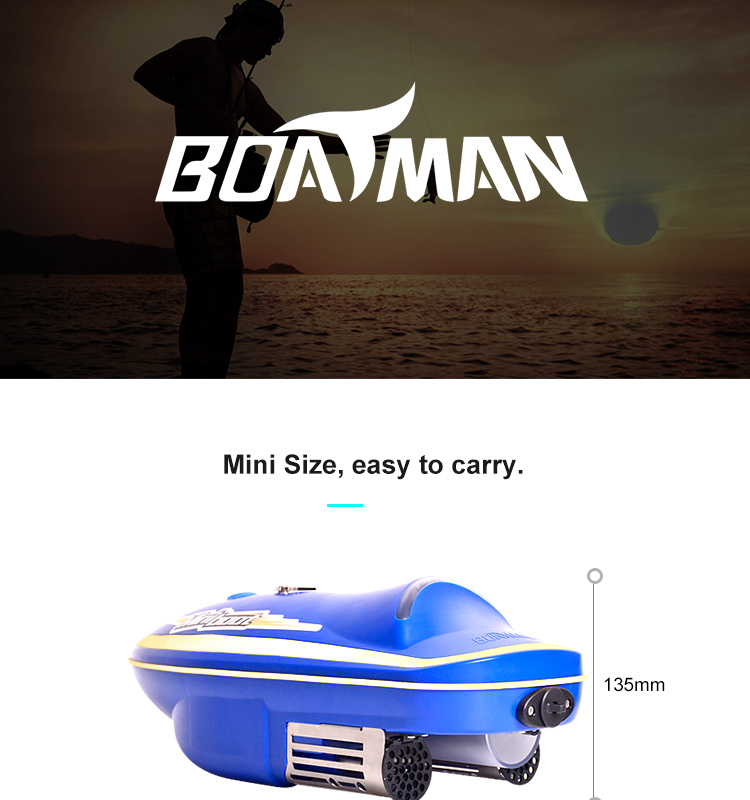 mini1a RC bait boat (2)