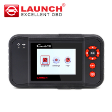 Launch x431 CReader VIII diagnostic tool obd2 eobd code reader support 4 system scanner same function as CRP129 DHL free