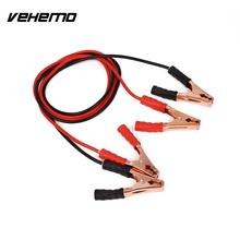 VEHEMO 2.2M 500AMP Emergency Battery Cables Car Jumper Wire Line lgnition Power Booster(China)