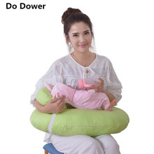 Baby Pillows Multifunction Nursing Breastfeedin Washable Adjustable Model Cushion Feeding cotton Pillow Baby Care pillowcases(China)