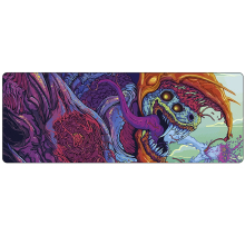 80*30cm Large Gaming mouse pad mat grande for CS GO Hyper beast AWP for CSGO gamer Mousepad game for CS:GO muismat(China)