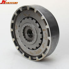 3 Plate Manual Engine Clutch Assembly Fits LIFAN 125cc Dirt pit Bike Horizontal Engine Parts free shipping