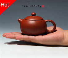 Big Sale!!!!Tea Beauty New Purple Clay tea set Zisha Ceramics Arts xishi Teapot Porcelain yixing Clay China Tea Set Tea cup