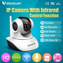 Vstarcam D35 IR Control IP Camera 720P HD Wireless Universal Remote Controller Support Remote Control TV Air Conditioner