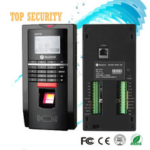 High speed TCP/IP fingerprint access control fingerprint reader with keypad F20 fingerprint and RFID card access control F20(China)