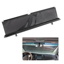 Buy 1Pcs Retractable Car Auto Window Curtain Windshield Sun Shade Windscreen Visor Cover UV Protect Reflector Car-styling Sunshade for $6.63 in AliExpress store