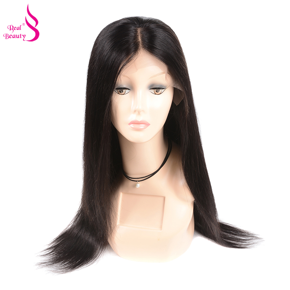 Straight Lace Front Wig Pre Plucked With Baby Hair 180% Density Lace Front Human Hair Wigs Honey Remy Real Beauty Hair (11)