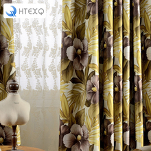 New arrive dot design style window curtain for balcony or living room drapes insulated blackout curtains Window Panel