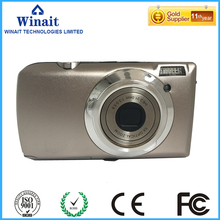 "15MP Digital Camera 3"" TFT LCD Touch Screen with 9.0 Mega Pixels CMOS Sensor 5X optical zoom and 8 X Digital Zoom Mini Cameras"
