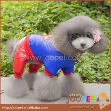 Pet shop name brand dog cheap clothes chihuahua clothes Nylon Taffta  Dog Jumpsuit Pet Dog Clothing goods for animals