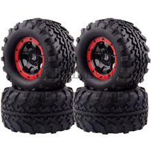 AX-3012 4xOff-Road Truck Beadlock 160MM wheel & tire RC 1/8 Traxxas TAMIYA AXIAL