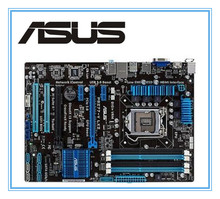 100% original ASUS motherboard P8Z77-V LX2 LGA 1155 DDR3 i3 i5 22/32nm CPU USB3.0 32GB SATA3 VGA HDMI Z77 Desktop motherboard(China)