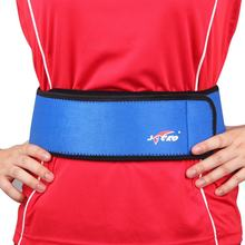 Warm Fitness Lose Weight Basketball Badminton 1710 Blue Pressure Protects The Waist(China)