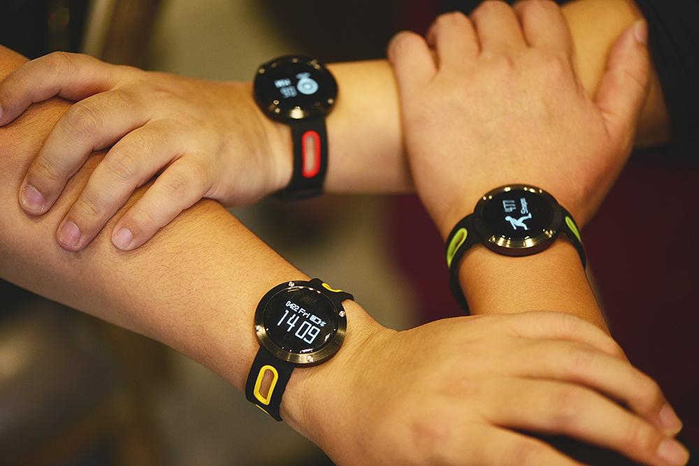 Smart band DM58 Waterproof Smart Wristband Heart rate monitor Blood Pressure Watch Smart bracelet Fitness Tracker PK mi band 2 23