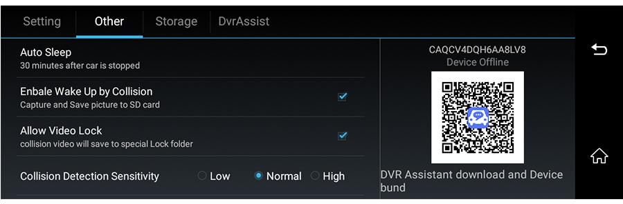"Junsun 4G ADAS Car DVR Camera Digital Video recorder mirror 7.86"" Android 5.1 with two cameras dash cam Registrar black box 16GB 42"