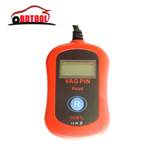 2017 New VAG PIN Code Reader Key Programmer for Au-di/S-eat/Sk-oda Auto Key Programmer with Top Quality DHL free(China)