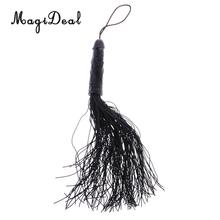 Novelty Willy Dicky Handle Whip Role Play Prop Hen Night Party Bride to Be Bachelor Party Adult Fancy Dress Toy Black(China)