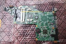 595135-001 suitable for hp Pavilion DV6-3000 laptop motherboard DV6Z-3200 notebook mainboard DA0LX8MB6D1 +CPU free