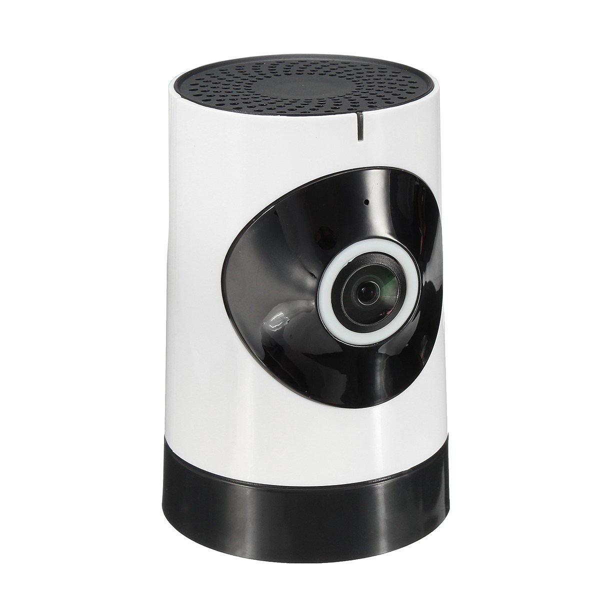 Safurance HD 720P Wireless WiFi IP Camera IR Night Vision Fisheye Webcam CCTV Security Cam Home Security<br>