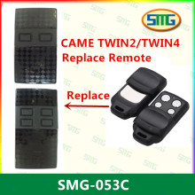 CAME TWIN2 / TWIN4 Garage Door/Gate Remote Control Replacement/Duplicator(China)
