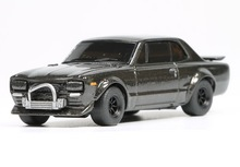 New 1:64 Nissan Skyline GTR KPGC10 alloy car The first generation of the God of war toys for children freeshipping