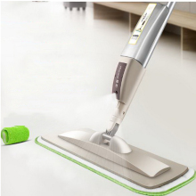 130202/Spray spray mops/Household flat mops/Hand wash lazy mop/Sponge handle/360 degrees can be rotated/(China)