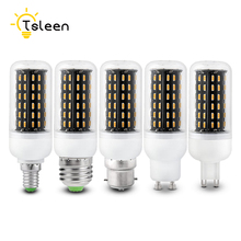 Buy TSLEEN High Lumens 4014 SMD Energy Saving LED Corn Bulb E27 E14 220V LED Lamp Light B22 G9 GU10 12W 18W 25W 30W 35W Warm White for $1.02 in AliExpress store