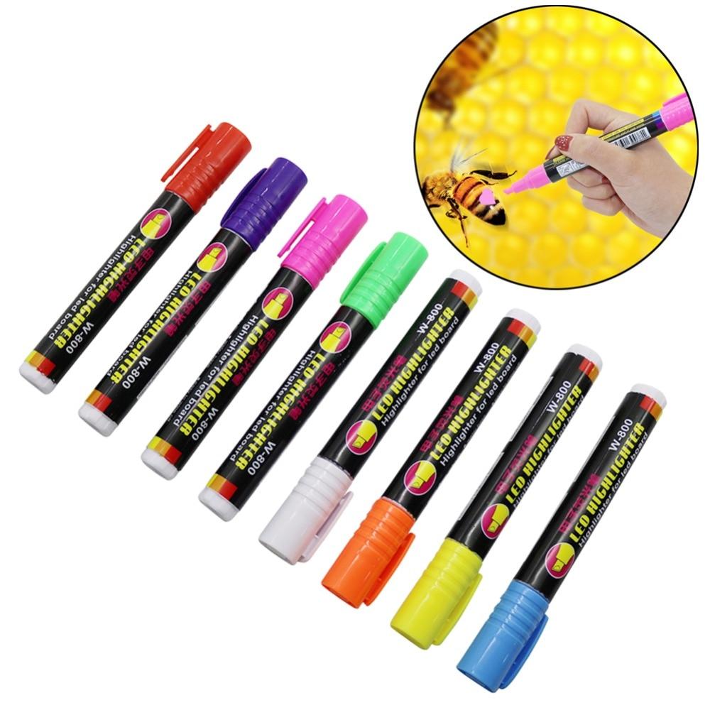 13.5cm Beekeepers Beekeeping Equipment Queen Marker Pen Bees Tool Multi-color US