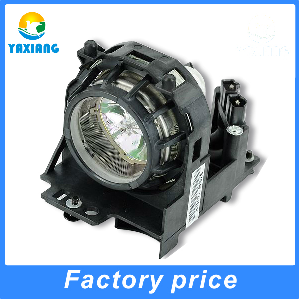 Compatible Projector lamp bulb DT00581 with housing for Hitachi CP-S210 CP-S210F CP-S210T CP-S210W PJ-LC5 PJ-LC5W<br><br>Aliexpress