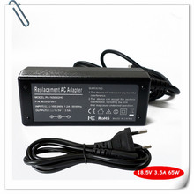 ac adapter battery charger For hp Compaq 2210b 2230s 2510p 2530p 2540p 2560p 2710p 2730p 2740p Laptop Power Supply Cord 65W