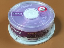 Wholesale Spindle 25 Discs Ahuang Grade A 4.7 GB 8x Blank Printed DVD+RW Disc