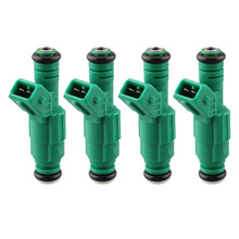 4pcs/lot High flow 0 280 155 968 fuel injector 440cc For Ford VW Audi Volov fuel injector 0280155968(China)