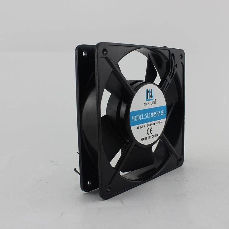 120mm x 120mm x 25mm 220v 230v 240v AC Cooling Fan SLEEVE BEARING 120X120X25