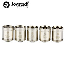 Original 5pcs Joyetech BFL Kth DL Coil 0.5ohm Head for UNIMAX 22/25 Atomizer Rated 20-40W BFL Coil UNIMAX 25 Core(China)