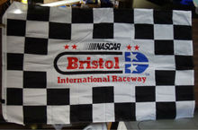 Bristol Motor Speedway NASCAR Flag Polyester grommets 3' x 5' Custom metal holes Hockey Baseball Football Flag(China)