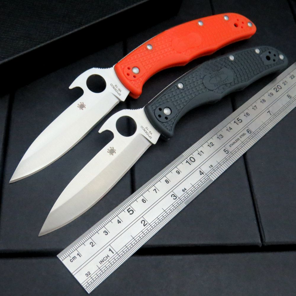 New Incoming Multi-colored Tools Knives C10 Folding Pocket Knife Tactical Survival Knives Camping Knives Outdoor Hunting Tool<br><br>Aliexpress