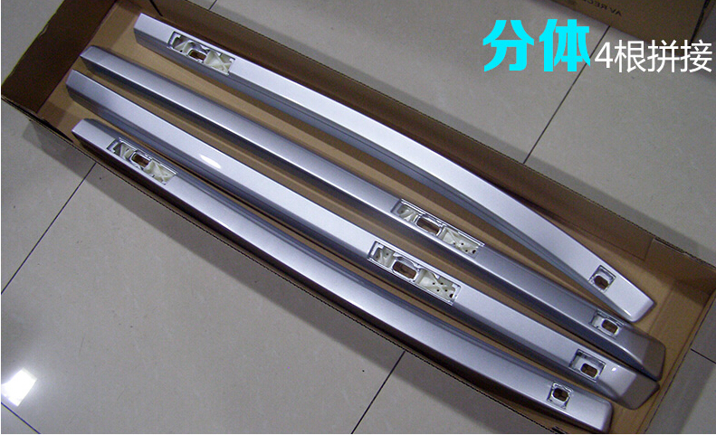 4pcs/1set OEM Style Car Roof Rack baggage luggage bar For 12 13 14 15 Honda CRV CR-V 2012 2013 2014 2015 2016 2017 Free by EMS(China (Mainland))