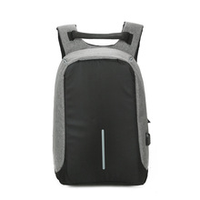 NEW XD design bobby Coded Lock Backpack Travelling Business Men's USB Charge Port Backpack Anti Theft Women Backpack Waterproof(China)