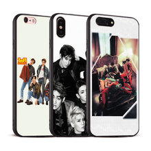 Buy SHINee KPOP Boy group Coque Phone Case Apple IPhone X 8Plus 8 7Plus 7 6SPlus 6s 6Plus 6 Se 5s 5 Soft Silicone Cover Shell for $3.88 in AliExpress store