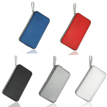 Brand New 80 Disc CD DVD Carry Case Wallet Storage Holder Bag Hard Box - Blue/red/black/silver/white