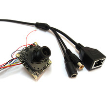 HD WIFI IP Camera Module IPC 720P Hi3518C CCTV Board PCB, P2P Onvif 2.0 Audio 3.6mm 3mp lens Hisilicon