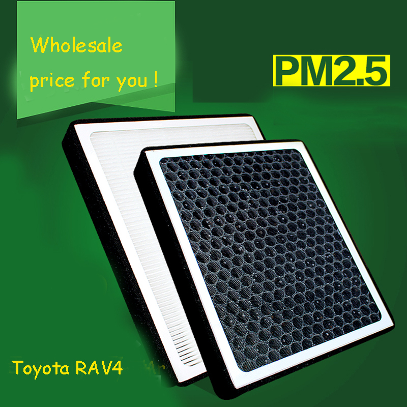 1pcs High Quality Actived Carbon Heap Car Air Filter For Toyota RAV4 Car Air Conditioner Air Purifier Freshener<br><br>Aliexpress