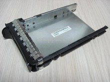 "3.5""inch SCSI sas Hot Swap Hard Drive Tray Caddy Carrier for DELL 2650 2800 2850 6800 6850 1850 1950 2950 Poweredge server USED(China)"