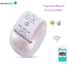 Mini Photo Printer MEMOBIRD G2 New Wifi Barcode Printers Portable Thermal Printers phone Wireless Remote Control