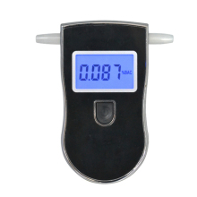 3pcs /pack Digital Breath Alcohol Tester Police Digital Breath High-precision Alcohol Tester For Breathalyzer Test Meter