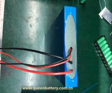 18650 25R 10S2P 36V5Ah 36v5000mAh battery pack with BMS (40-80A)with XT60 with DC 2.1X5.5 connectors(China)