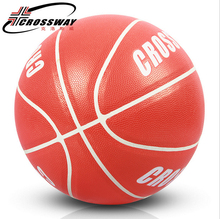 Factory direct genuine article CROSSWAY  Indoor and outdoor cement floor Wearable Soft leather Adult competition basketball 751