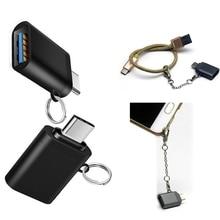 Type C USB 3.0 OTG Adapter Converter Samsung Galaxy S9 Note8 S8 Xiaomi5 6